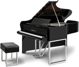 Audi Design Grand Piano